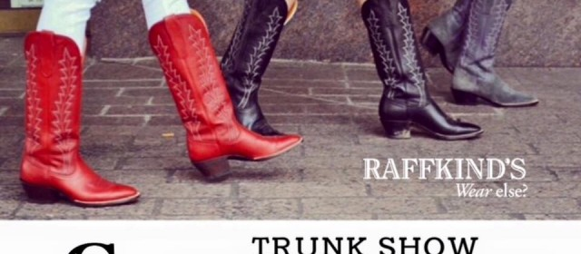 Raffkind's Trunk Show